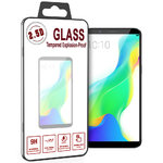 9H Tempered Glass Screen Protector (2.5D) for Oppo R11s Plus - Clear